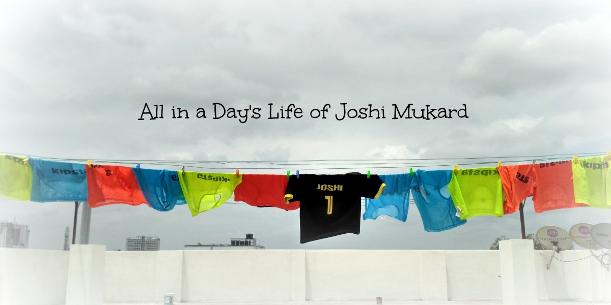 All in a Day's Life of Joshi Mukard: The Morning Rush